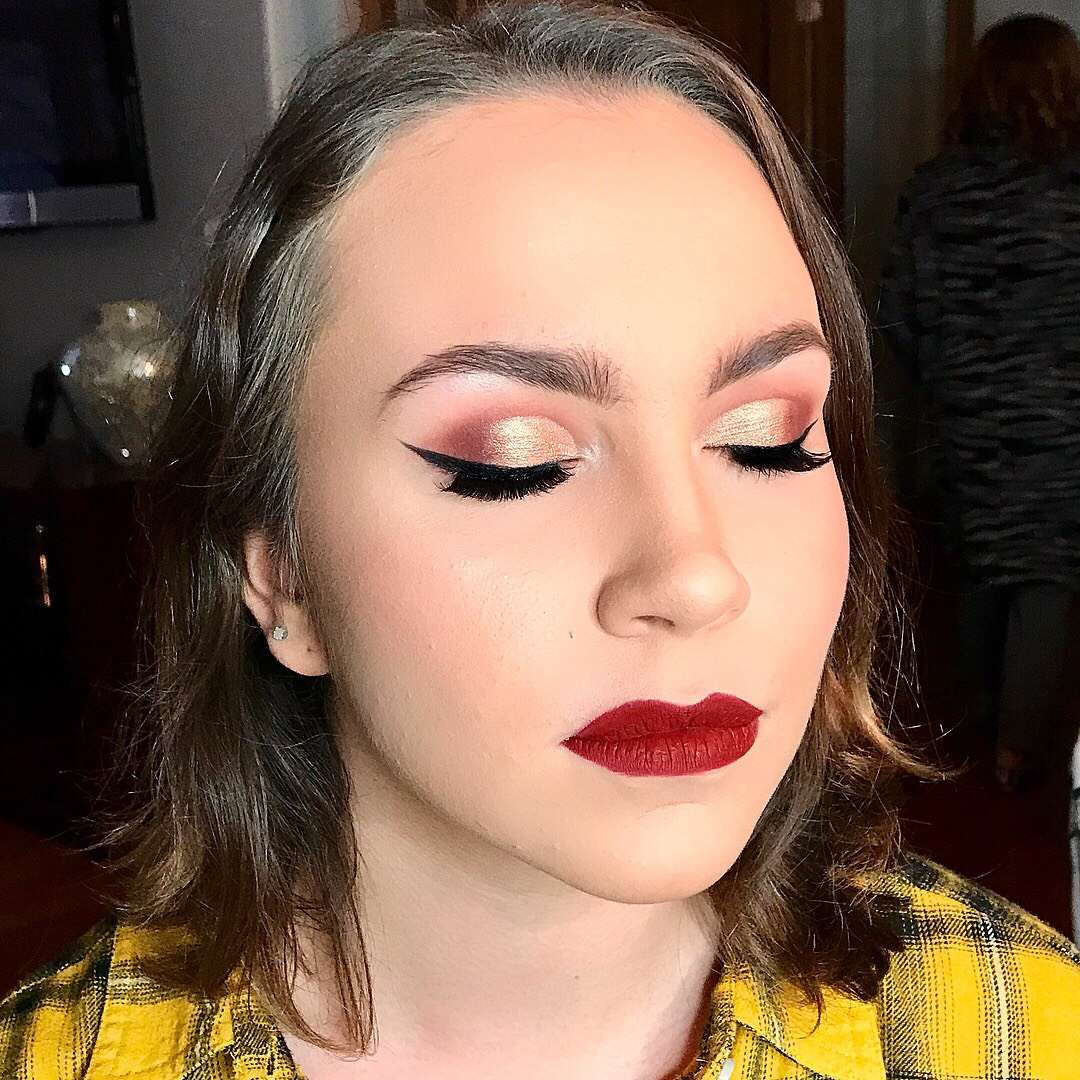 Sweet 16 Makeup 2017
